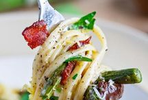A// Pasta / by Lauren Leinhaas-Cook