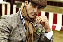 Men's Fashion / by Ariel Gold