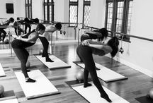 Barre = Raw, Effective & Beautiful / This our Barre Classes without any fluff.  Raw, Effective & Beautiful