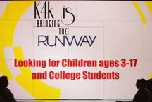 """""""CHILDREN ARE THE FUTURE"""" around the Globe FASHION SHOW / Fashion show for kids and college students. Fundraiser to support our """"Day In College"""" program."""