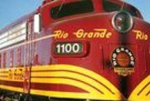 Rio Grande Scenic Railroad / Part of the Premier Rail Collection, the Rio Grande Scenic Railroad is located in Alamosa, Colorado.