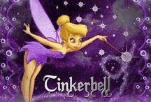TinkerBell ! My Fav / by Leti Escalante