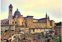 Marche - Pesaro-Urbino (PU) / Il meglio della provincia di Pesaro-Urbino (PU) - immagini di città, borghi, monumenti e tanto altro