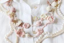 Bracelets  et bijoux made home