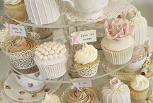 La folie des cup cakes ...