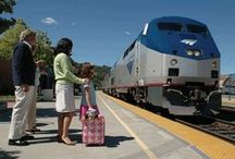 Key Holidays-Fun Train & Sierra Scenic / Whether you are seven or seventy years old, train travel is one of the best ways to experience this great country.  When you take the train your vacation starts the minute you board!