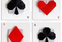 Origami e carta