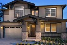 Vista Pointe-Auburn,WA / Vista Pointe is ideally located in Auburn's West Hill neighborhood. The community is surrounded by a vast native growth protection area and offers sweeping views of the Auburn Valley, Cascade Mountains and Mount Rainier.  Benchmark will be building 22 homes within the Vista Pointe community. We will offer 5 unique floor plans, ranging from approximately 2,812 – 3,667 square feet with 4-5 bedrooms.   Join our interest list now