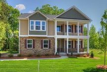 Heathers at Westport Golf Club-Denver,NC / Located in the quaint Westport area, Heathers at Westport Golf Club features executive homes with distinct features all located minutes from Lake Norman. Look no further for new homes in the Charlotte area!