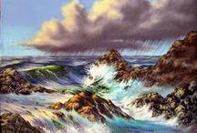 Dipinti / Dipinti realizzati con varie tecniche pittoriche