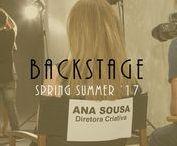 Backstage / Se você pode sonhar, você pode fazer! | If you can dream it, you can do it!