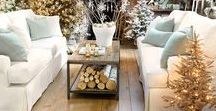Holiday Decor / It's the Holiday Season. Let's celebrate and be Merry.