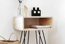 Home Decor / home decoration, scandinav style, minimalist style