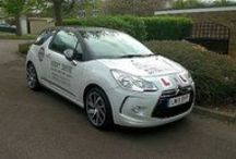 Driving School Cars Citroen DS3 / Adept Drive Driving School Training Cars