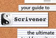 Scrivener / Writing Software