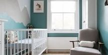 Nursery / Get your nursery ready for your new arrival with these creative nursery schemes.