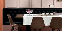Dining Areas / Give your dining room real flavour – here's some food for thought.