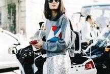 Velký svetr po babičce, jak ho nosit?
