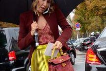 Street style, inspirace Nana Vogue