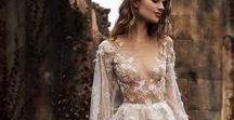 the dress. / We are all about the details on these exquisite bridal gowns.