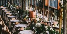 details. / We're all about the details in everything that we do. We just love the exquisite details of these settings, invitations, flowers and more.