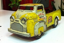Vintage Toys / by Carrie Ward