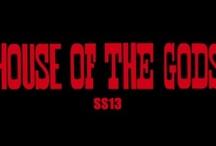 HOUSE OF THE GODS LOOKBOOK