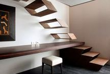 Stairs (awesome ones!) / Fantastic stair cases