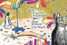 Mail Art / Beautiful envelope, letter and mail art