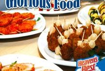 Food I love / Three things make a successful party, good friends, good food and a good environment. Let Heaven's Best help create that good environment by cleaning your carpets, tile and upholstery. Call Brad Beseth in San Marcos TX 512-865-0092