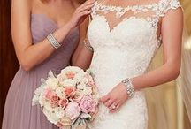 Wedding gowns and dresses / Beautiful gowns and wedding dresses.