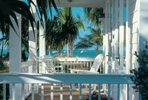 Dream Beach Houses / Everything to create your dream beach house / by Wainscoting America
