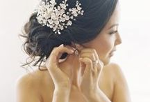 Hair and makeup / All about hair and makeup and wedding fashion.