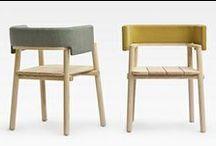 SEATS / Diseño de producto, espacio donde encontrar inspiración para tu salón o rincón favorito. Sillones, butacas, sillas, taburetes...