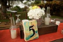 Table Numbers / Dining Table Numbers, Names & Other Ideas.