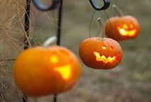 Halloween Party Ideas / Hosting a Halloween party? From pumpkin carving to spooky atmospheric lighting, we've got ideas to make sure your party is the best!