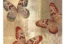 Бабочки, жучки, паучки....