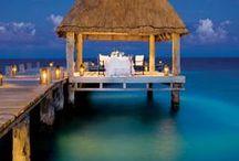 Honeymoon Ideas / Wedding holidays, travel and honeymoon ideas.