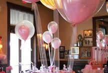 Bridal Shower / Wedding party and bridal shower celebrations.