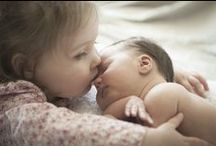 Little girl & Little boy