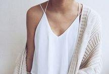 Neutral tones fashion / Infinite shades of neutral