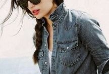 Jeans + Denim