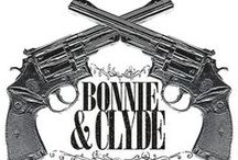 Bonnie & Clyde / by Carrie Ward