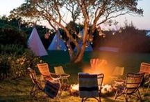 Summer / Long balmy days spent lounging outdoors, fun summer parties with mouth-watering barbecues, pottering about in the garden and warm evenings spent by the chimenea... we can't wait for summer.