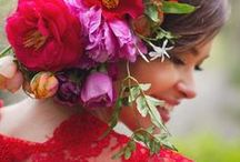 Colorful Weddings / Wedding themes with flare and colour.