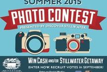 #DiscoverStillwater Photo Contest / Each year we welcome visitors and locals to share their photographs of scenes in Stillwater with our annual Photo Contest. Grab your camera and have some fun! You could win cash or a Stillwater Getaway!
