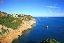 Costa Blanca / Costa Blanca Landscapes, Alicante.