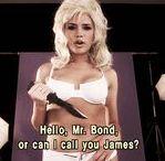 ICONIST Inspiration Bond Girls / Wir lassen uns von allen Bond Girls inspirieren.