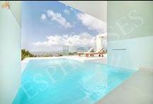 Piscinas. Swimming pools