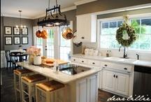 Kitchen Ideas / by Melissa Ward